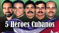 5 Héroes Cubanos