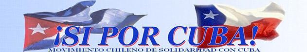 Solidaridad con Cuba en Chile por Día de la Rebeldía Nacional